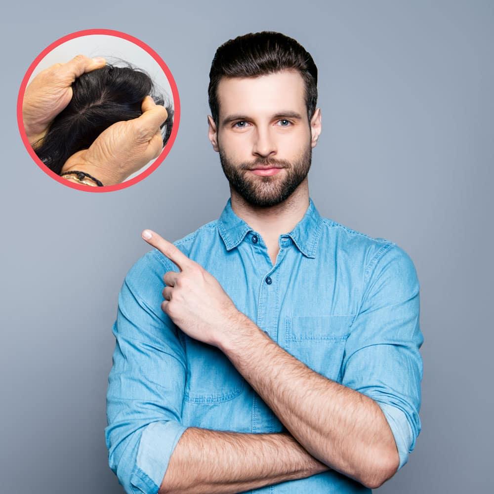 protesi capelli low cost